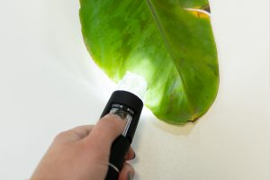 Digitale microscoop product detail LED-licht