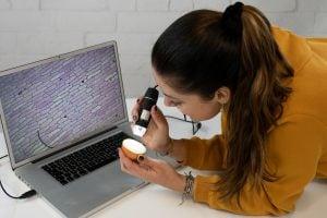 Digitale microscoop product detail zoom